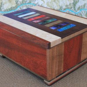 Grand Canyon wood jewelry box