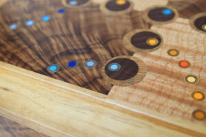 Handmade wood box